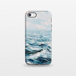 iPhone 5C  Into the Deep by Ann Marie Coolick