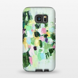 Galaxy S7  Mint Julep by Ann Marie Coolick