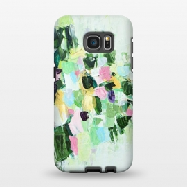 Galaxy S7 EDGE  Mint Julep by Ann Marie Coolick