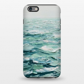 iPhone 6/6s plus  Minty Seas by Ann Marie Coolick