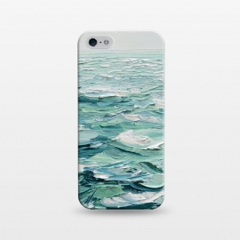 iPhone 5/5E/5s  Minty Seas by Ann Marie Coolick ()
