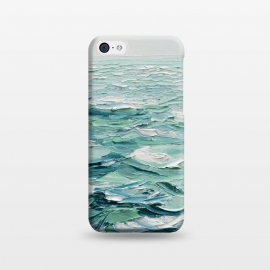 iPhone 5C  Minty Seas by Ann Marie Coolick