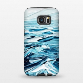 Galaxy S7  Tiny Seascape by Ann Marie Coolick