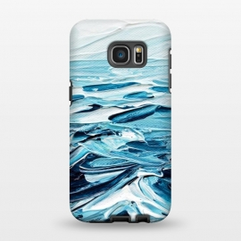Galaxy S7 EDGE  Tiny Seascape by Ann Marie Coolick