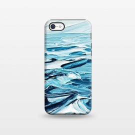 iPhone 5C  Tiny Seascape by Ann Marie Coolick