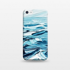 iPhone 5C  Tiny Seascape by Ann Marie Coolick ()