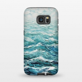 Galaxy S7  Windswept by Ann Marie Coolick