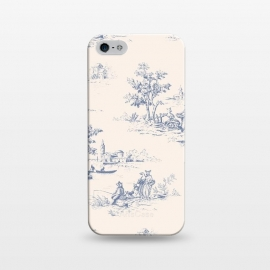 iPhone 5/5E/5s  Animal Jouy by Florent Bodart