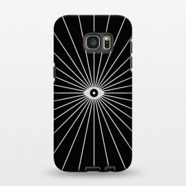 Galaxy S7 EDGE  big brother invert by Florent Bodart