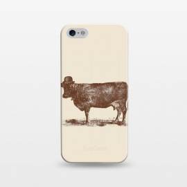iPhone 5/5E/5s  Cow Cow Nut by  ()