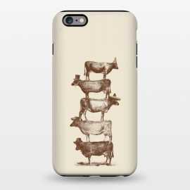iPhone 6/6s plus  Cow Cow Nuts by Florent Bodart