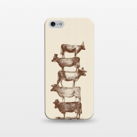 iPhone 5/5E/5s  Cow Cow Nuts by Florent Bodart ()