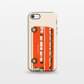 iPhone 5C  English Bus S6 Main by Florent Bodart
