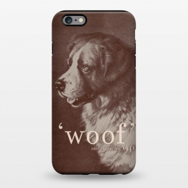 iPhone 6/6s plus  Famous Quote Dog by Florent Bodart