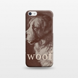 iPhone 5C  Famous Quote Dog by Florent Bodart ()