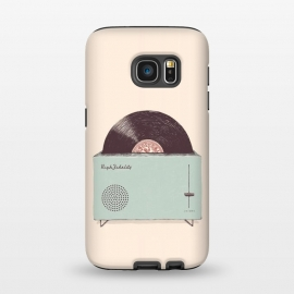 Galaxy S7  High Fidelity by Florent Bodart