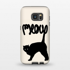 Galaxy S7  Meow by Florent Bodart