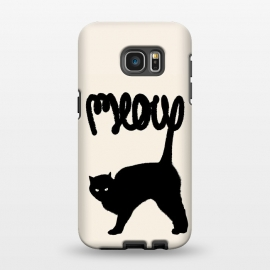 Galaxy S7 EDGE  Meow by Florent Bodart
