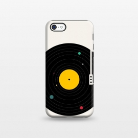 iPhone 5C  Music Everywhere main by Florent Bodart