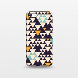 iPhone 5C  Pattern 2 by Florent Bodart