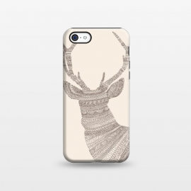 iPhone 5C  Stag by Florent Bodart
