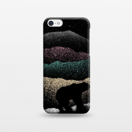 iPhone 5C  Wandering Bear by Florent Bodart