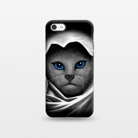 iPhone 5C  Blue Eyes by Tummeow