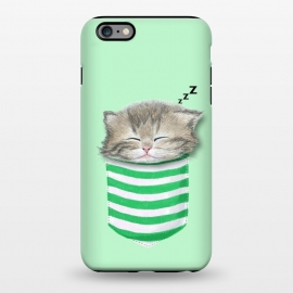 iPhone 6/6s plus  Cat in The Pocket by Tummeow