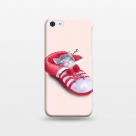 iPhone 5C  Cat in The Shoe by Tummeow ()