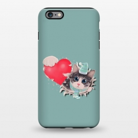 iPhone 6/6s plus  Cat Steal your Heart by Tummeow
