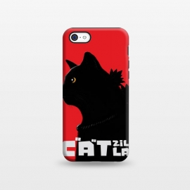 iPhone 5C  Catzilla by Tummeow