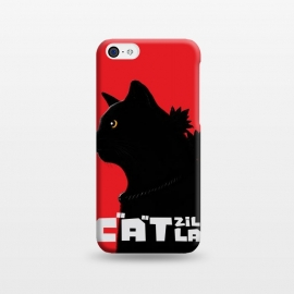 iPhone 5C  Catzilla by Tummeow ()