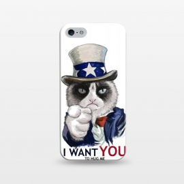 iPhone 5/5E/5s  I Want You by Tummeow