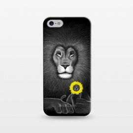 iPhone 5/5E/5s  Lion by Tummeow ()