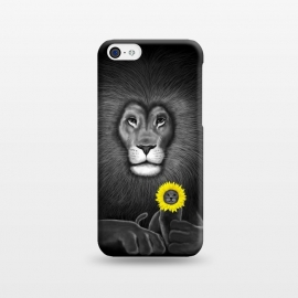 iPhone 5C  Lion by Tummeow ()