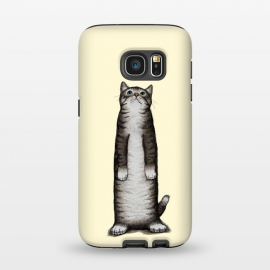 Galaxy S7  Look Cat by Tummeow