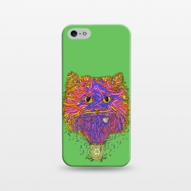 iPhone 5/5E/5s  Recycle Cat by Tummeow ()