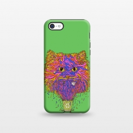 iPhone 5C  Recycle Cat by Tummeow