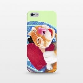 iPhone 5/5E/5s  Sleep With Heart by Tummeow ()