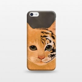 iPhone 5C  Tiger by Tummeow ()