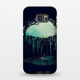 Galaxy S7 EDGE  Deepin The Forest by Róbert Farkas