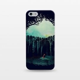 iPhone 5/5E/5s  Deepin The Forest by Róbert Farkas