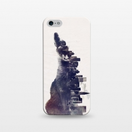 iPhone 5/5E/5s  Fox From The City by