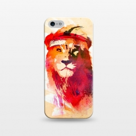 iPhone 5/5E/5s  Gym Lion by Róbert Farkas ()