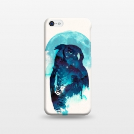 iPhone 5C  Midnight Owl by Róbert Farkas ()