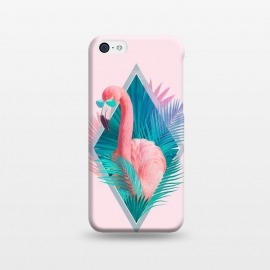iPhone 5C  Tropical Leaves by Róbert Farkas