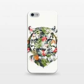 iPhone 5/5E/5s  Tropical Tiger by  ()