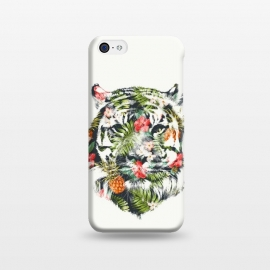 iPhone 5C  Tropical Tiger by Róbert Farkas ()