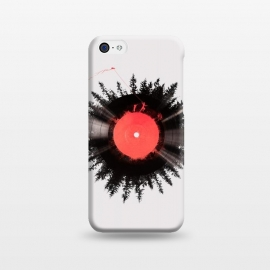 iPhone 5C  Vinyl of My Life by Róbert Farkas