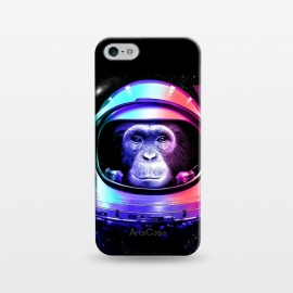 iPhone 5/5E/5s  Apestronaut by Jay Maninang (space,ape,cosmic,astronaut,chimps,space travel)